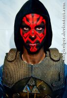 Darth Maul by MagicViper