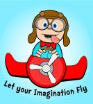Let your imagination fly by TClark