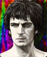 Syd Barrett by bojar
