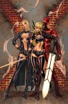 Uncanny X-MEN #19 cover by J-Scott-Campbell