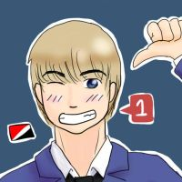 New ask blog icon by ShoOff