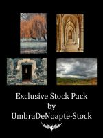 Exclusive Stock Pack by UmbraDeNoapte-Stock