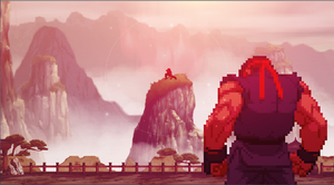 Evil Ryu vs Akuma Preview by Mistah-Jayden