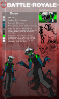 Muse Battle Royale Ref Sheet by LulzyRobot