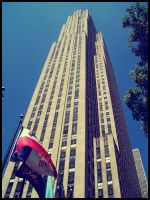 Rockefeller Center by SeiMissTake