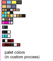 palet colors by TailTehEeveelution