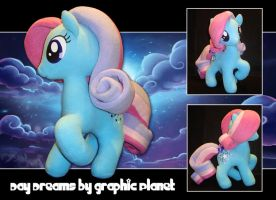 My Little Pony Plush Star Swirl by GraphicPlanetDesign
