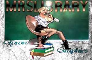 mrs.library the librarian by mademyown
