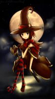 Dotti the Witch - finished by ancientzoidian