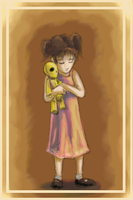 Child of Yellow by LainDragon
