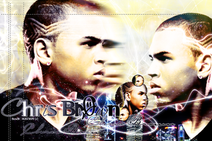 Chris Brown by KXZ-DDSP