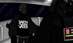 Darth-Fucking-Vader! by UxieSweetie