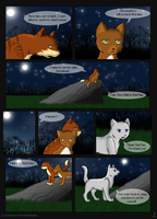 Warriors : Silent Winds pg.2 by MiaMaha