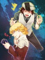 tiger and bunny by siruphial