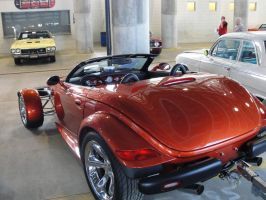 '99 Plymouth Prowler - Rear by JShafer