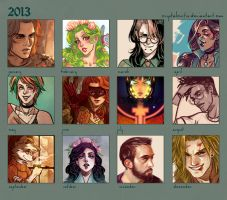 2013 by CrystalCurtis