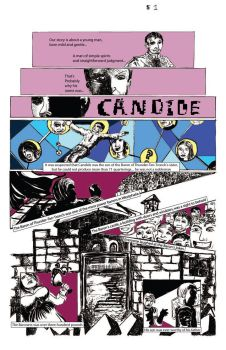 Candide Test Page 1 Color by shadowlesshands