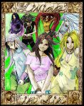 living in sin poster coloured by vinman99999