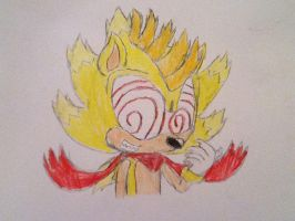 'Fleetway' Super Speed by SpeedingFox