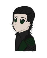 Cute Loki by EmailinasBrother