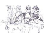 MLP of the Dead by Wisdom-Thumbs