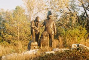 Lewis and Clark by TheShortness28
