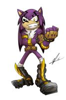 Thunder 15' by Emerl-lad12