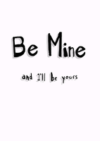 Be mine by jump2020206