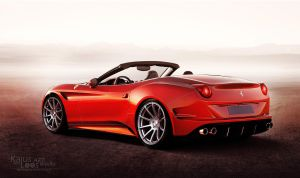 Ferrari California T by DyMHL