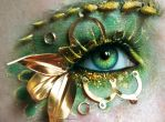 Steampunk Dragon by PixieCold