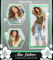 Pack png 1049: Nina Dobrev. by MyBiebebsPhotopacks
