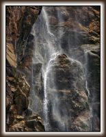 Bridalveil up close by ariseandrejoice