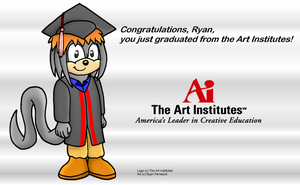 I GRADUATED by RyanEchidnaSEAL