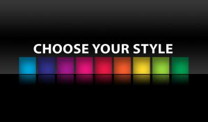 Choose Your Style by zirms