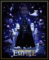 The Empire Wallpaper and Poster by DryBowzillaJP