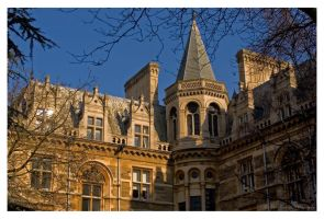 GONVILLE and CAIUS by ScarredWolfphoto