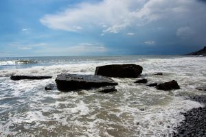 Dunraven Bay 02 Stock by lokinststock