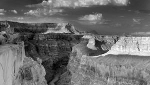 The Grand Canyon by coulombic