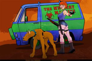 Scooby Doo by extro