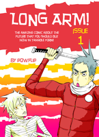 Long Arm Issue 1 by PowFlip