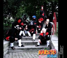 Akatsuki: World Domination by wtfproductionsskits