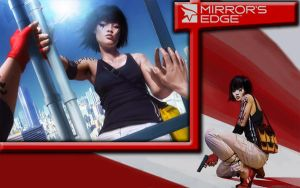 Mirrors Edge Wallpaper by Noodles02
