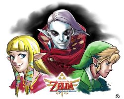 Excited about Skyward Sword by JereduLevenin