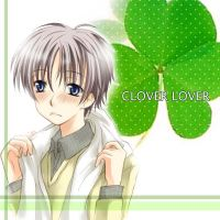 NEW ID FINISHED-CLOVER LOVER by HerbCat
