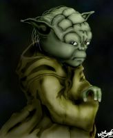 Yoda: He's a Soldier by Fatcamp555