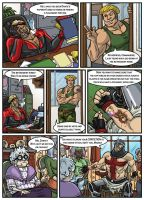 Manly Guys 03 by Coelasquid