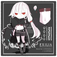 Exilia 1 -  CLOSED by Coffeeo