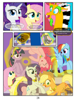 MLP: IvH page 28 by AppleStixTime