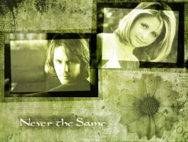 Never the Same by ivegotproblams