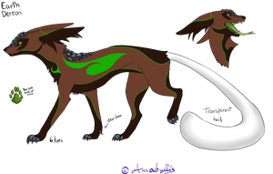 Earth Dereon Adoptable-(CLOSED) by Amabyllis